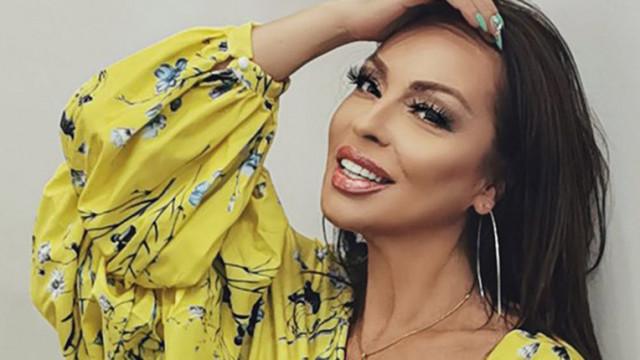 Сладка болка в поп фолка: Ивана се тресе от нерви, но й е кеф СНИМКА