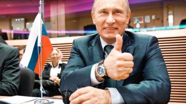 Руски бетон! Путин с имунитет и след мандата