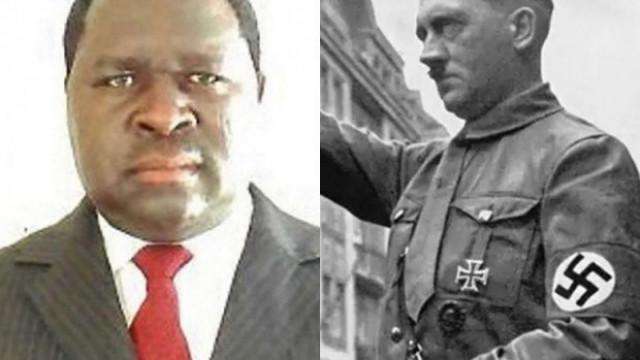 Адолф Хитлер спечели изборите в Намибия