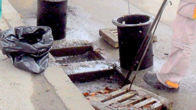 График за почистване на дъждоприемните шахти в Пловдив от 7 до 11 декември