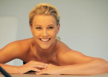 Германия иска волейболистка - гола