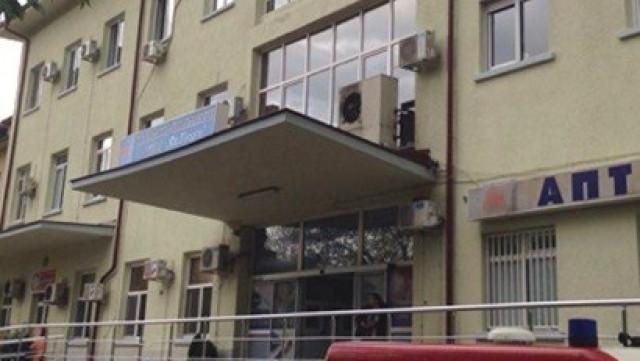 """В ДКЦ """"Свети Георги"""" заработи кабинет за болни от COVID-19"""