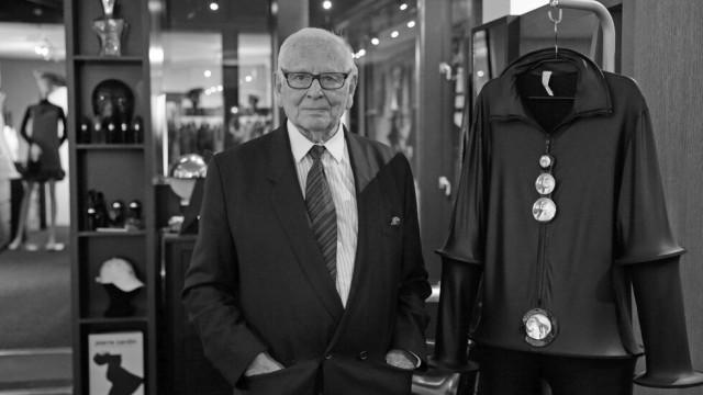 Почина модният дизайнер Пиер Карден