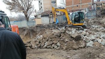 Изкоп за нова кооперация в Пловдив вдигна накрак археолозите СНИМКИ