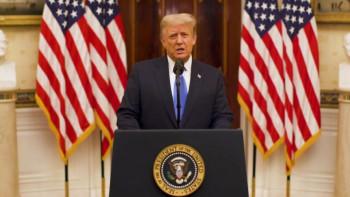 Доналд Тръмп: Движението ни тепърва започва ВИДЕО