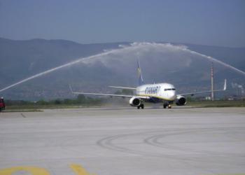 """Летище """"Пловдив"""" чака 80 хиляди пътници"""