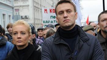 Навални спира гладната стачка, не си чувствал ръцете и краката