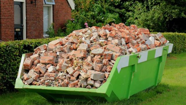 Контейнери за строителни отпадъци ще предоставят в Стрелча