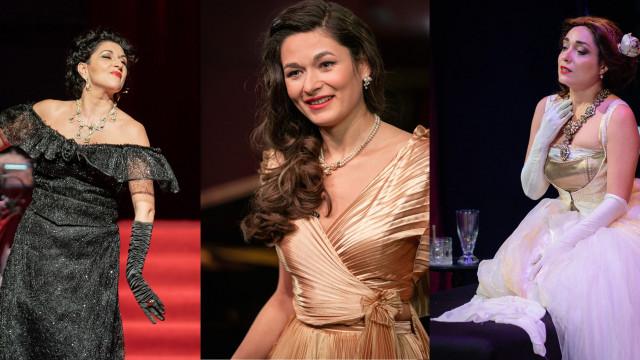 """Три певици влизат в образа на Виолета от """"Травиата"""" в Дома на културата"""