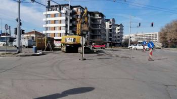 "Ад на Коматевско шосе заради старта на ""Модър-Царевец"" СНИМКИ"