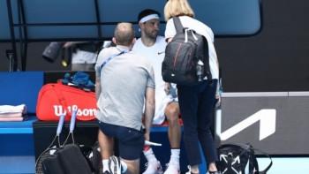 Григор със стъписваща изповед за контузията си на Australian Open