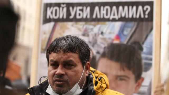 Протест: Поискаха затвор за виновните за смъртта на Людмил