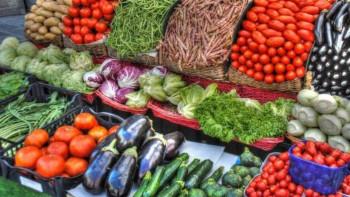 55% ръст на ставките за подпомагане на плодове и зеленчуци