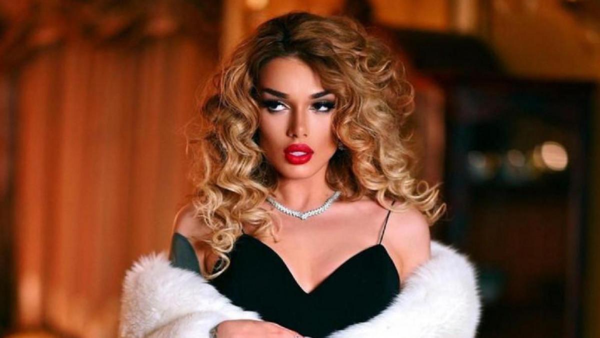 Новоизлюпената поп фолк певица Диона не пропуска повод да влезе