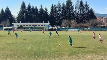 Оборище победи с 1:0 Левски