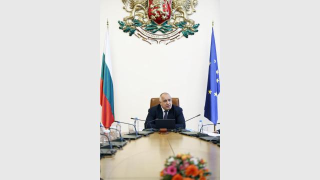 Борисов: Отпускаме още 96 млн. лв. за болните от COVID-19 и медиците