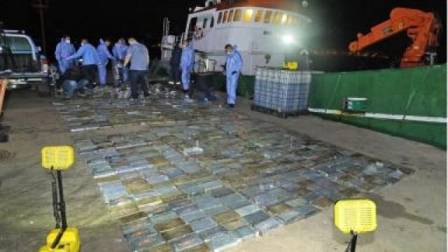 """Жертва на """"Наглите"""" е арестуван за трафик на 1 тон кокаин ВИДЕО"""