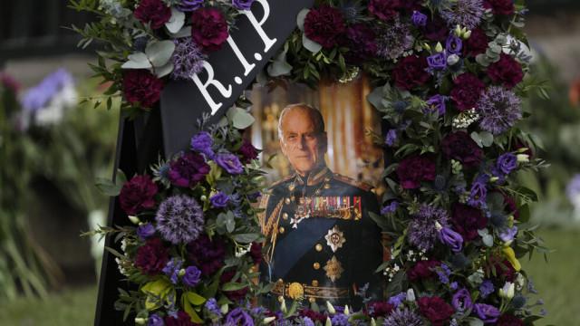 Как ще бъдат облечени мъжете на погребението на принц Филип