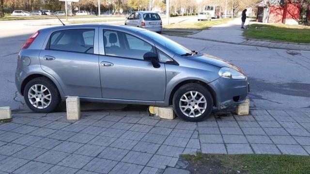 Още по-голям куриоз: Шофьорът на блъснатата кола в Кючука - беглец