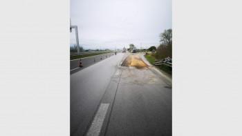 """Ограничения по магистрала """"Тракия"""" до Пловдив, полицията оказва съдействие СНИМКИ"""