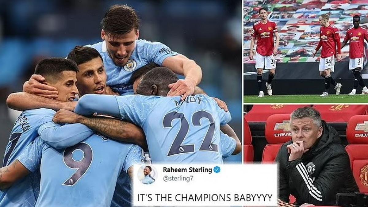 Манчестър Сити предсрочно спечели първенството на Премиършип, след като основният