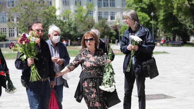 Поклон! България се прости с легендата Ваня Костова СНИМКИНовиниИнформация