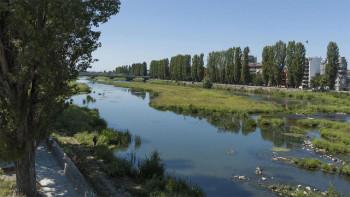 Обявяват нова поръчка за почистването на Марица