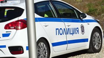 Полицаи конфискуваха нередовен трактор