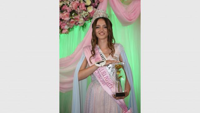 Хубавата Елена от Кричим е Царица на розите в Карлово СНИМКИ - 1