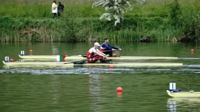 Кристиян Василев на финал на олимпийска квалификация