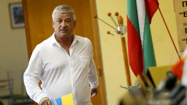 Босът на Марица за Бербо: Добре дошъл в родния стадион на Стоичков! Нямам общи планове с Митко