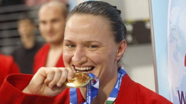 Рекорд: Десета евро титла за Мария Оряшкова