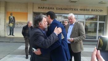 Комсомолец на ГЕРБ смени Вежди в листата за Пловдив