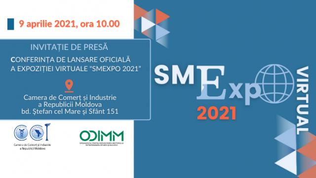 Малки и средни предприятия от цял свят на Експо 2021 в Молдова