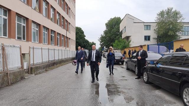 Румен Радев в Пловдив: Партиите да мислят, преди да се нападат ВИДЕО