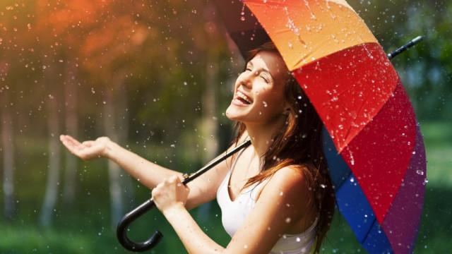 Още по-топло време днес, но не забравяйте чадърите