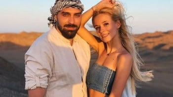 Тото и приятелката му се потопиха в истинска арабска приказка