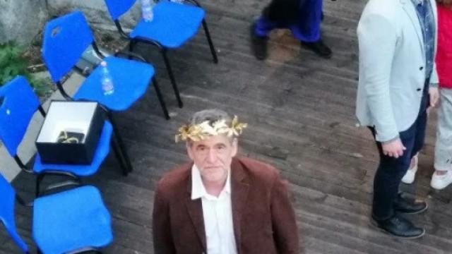 """Носителят на """"Орфеев венец"""" Георги Борисов: Поезията обича ленивите, а не бързаците дърдорковци - 1"""