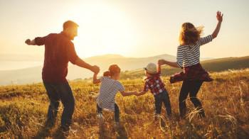 Това са тайните на щастливото семейство