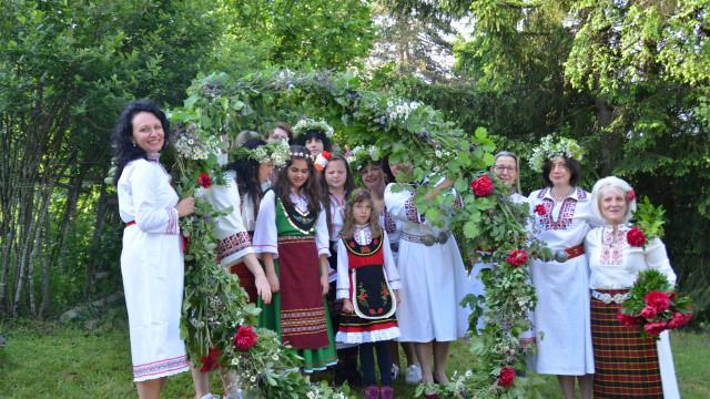 "Ситово посреща днес с обичая ""Еньова буля"" - 2"