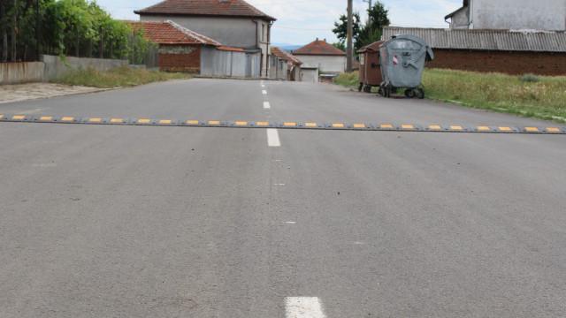 С 2.5 млн. лв. асфалтират улици в хасковски села
