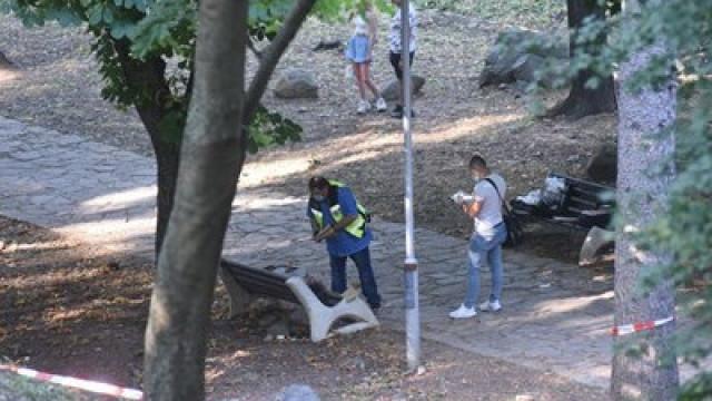 Разкриха коя е зверски убитата жена с плоча в София