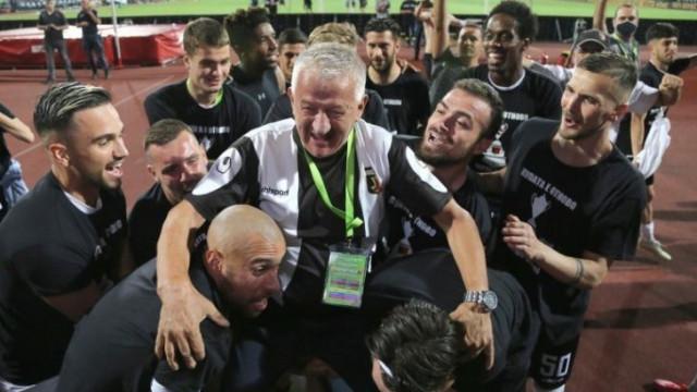 Крушарски: Целта пред Локо е титлата
