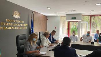 Кметът Михайлов пита министъра за пътя Ситово-Лилково и Околовръстното