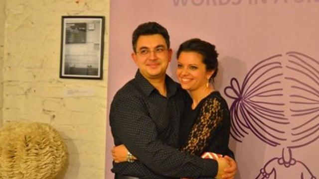 Съпругата на Пламен Николов е поетеса, двамата са лудо влюбени