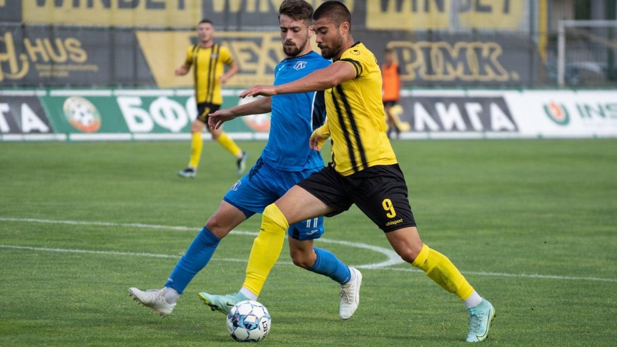 Дублиращият отбор на Ботев (Пловдив) продължи възходящата линия от началото