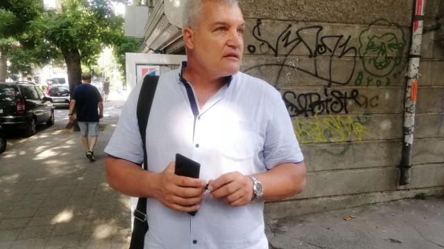 """Ненко Калакунов, ОП """"Паркиране и репатриране"""":  Граждани са поискали на ул. """"Ген. Данаил Николаев"""" да има Синя зона"""