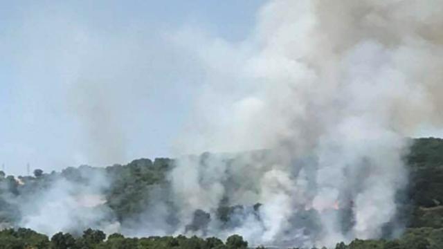 Трети горски служител е с тежки изгаряния от пожара край Петрово