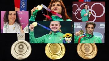 Класирането по медали на Олимпиадата, 7 август