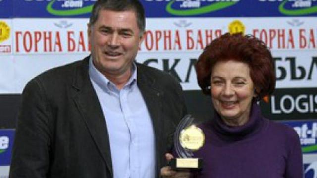 На многая лета: Голямата Лиляна Томова с достолепен юбилей